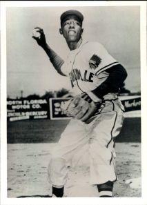 Hank Aaron,1953 Jacksonville