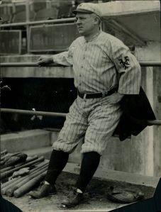 John McGraw, 1926.