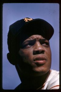 Willie Mays, 1956.