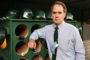 Sandy Alderson with A's.