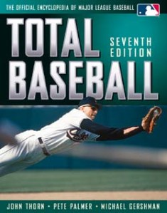 Total Baseball, 7th edition (2001).