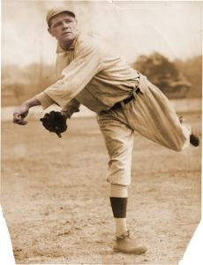 Babe Ruth, pitcher