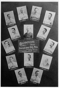 Boston Champions 1891.