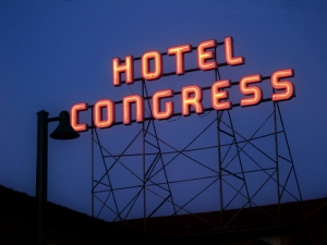 Hotel Congress, Tucson AZ