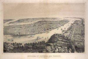 Panorama, John Bachmann 1866