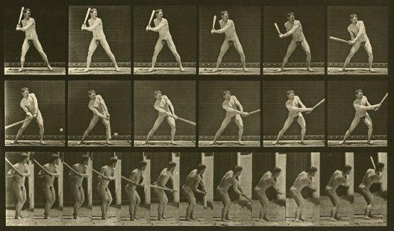 Muybridge, Plate 275