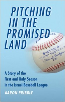 Book by lefty reliever Aaron Prible