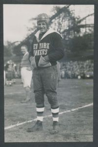 1926 Red Grange, by  Louis Van Oeyen.