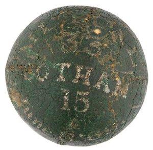Gotham Ball, 1869