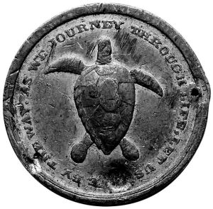 Hoboken Turtle Club medal