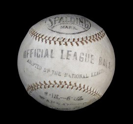 National League Ball, 1883