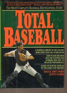 Total Baseball, 1989