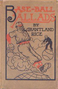 Grant;and Rice, Base-Ball Ballads