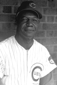 Buck O'Neil, 1962 Cubs.