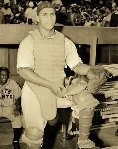 Roy Campanella, Baltimore Elite Giants