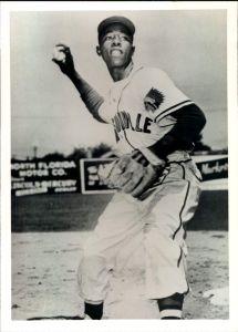 Hank Aaron, Jacksonville 1953.