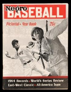 Negro Baseball, 1945