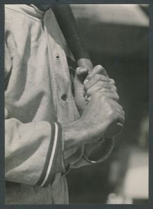 Shoeless Joe Jackson Batting Grip.