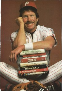 Mike Schmidt in SPORT, 1984.
