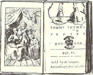 Tommy Thumb's Song-Book.