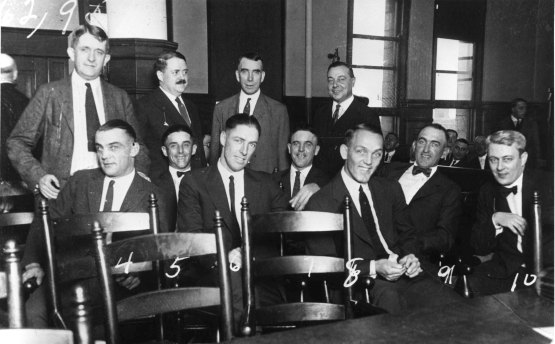 Black Sox and their Lawyers, 1920