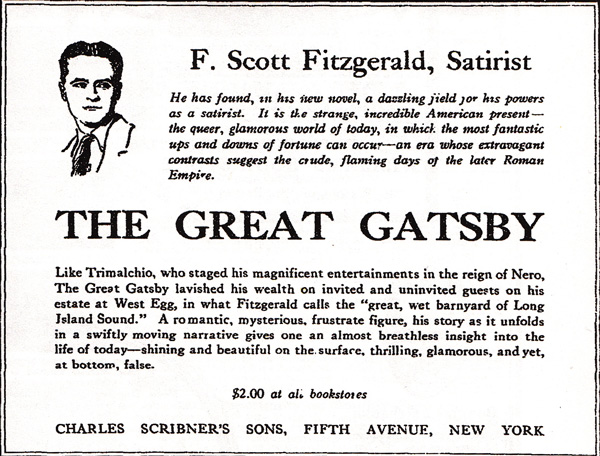 the great gatsby techniques used by The great gatsby, by f scott fitzgerald  he used to be the silver polisher for some people in new york that had a silver service for two hundred people he had.