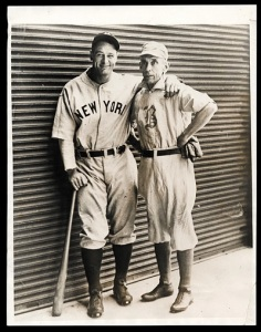 Gehrig and Lowe, 1932