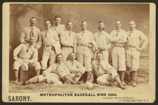 The Mets of 1882.