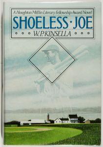 Shoeless Joe, W.P. Kinsella