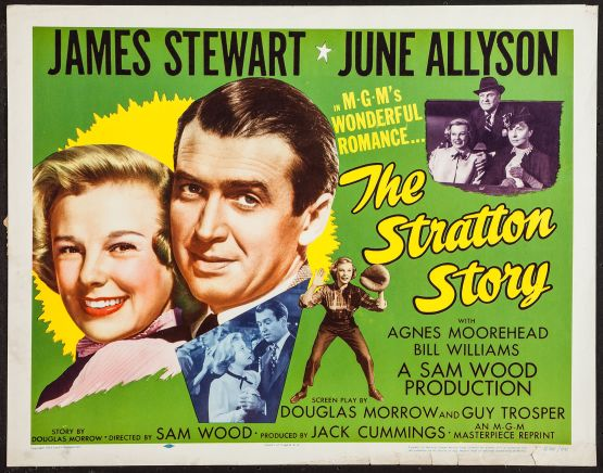 The Stratton Story, MGM, 1949.