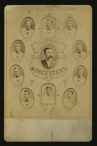 Worcester Base Ball Club, 1879