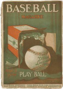 Baseball Magazine, Federal League