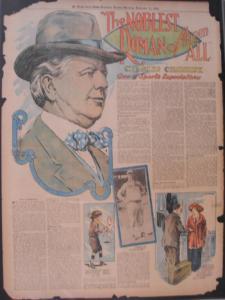 Charles Comiskey, Sept 12, 1915, St. Louis Globe-Democrat