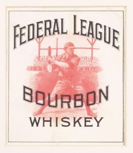 Federal League branding