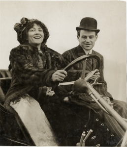 Mabel Hite and Mike Donlin