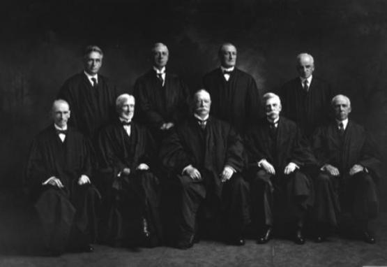 U.S. Supreme Court, 1922