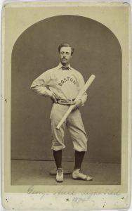 George Hall, 1874