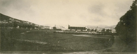 Mission Baseball Field, San Francisco, ca. 1880, near 25th and Harrison