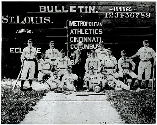 1883 St Louis Browns