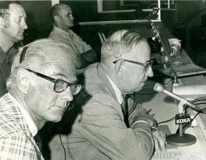 Bob Prince, Harold Arlin
