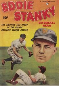 Eddie Stanky comic, 1951