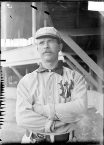 Jimmy Ryan with Washington 1903