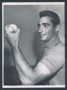 Sandy Koufax, 1957