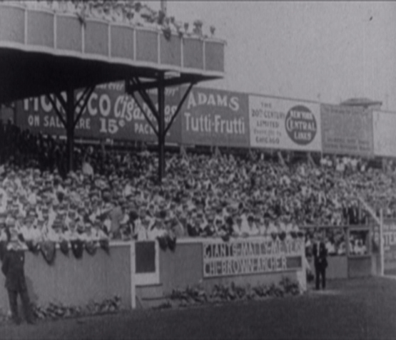 October 8, 1908 playoff game
