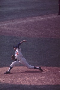 Sandy Koufax; by Hy Peskin