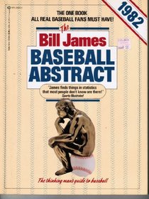 Bill James Baseball Abstract 1982