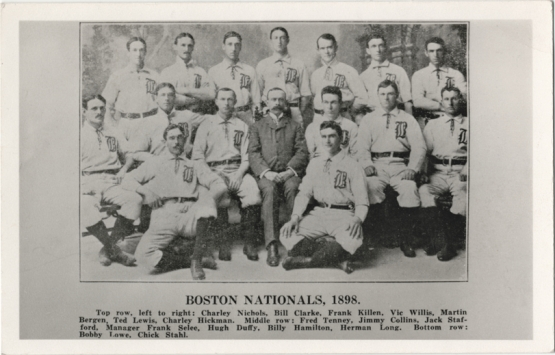 Boston 1898