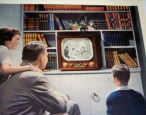 Capehart Wilshire TV, 1950