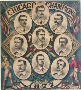 Chicago Champions of 1876