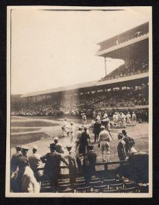 Game 1, 1919 World Series